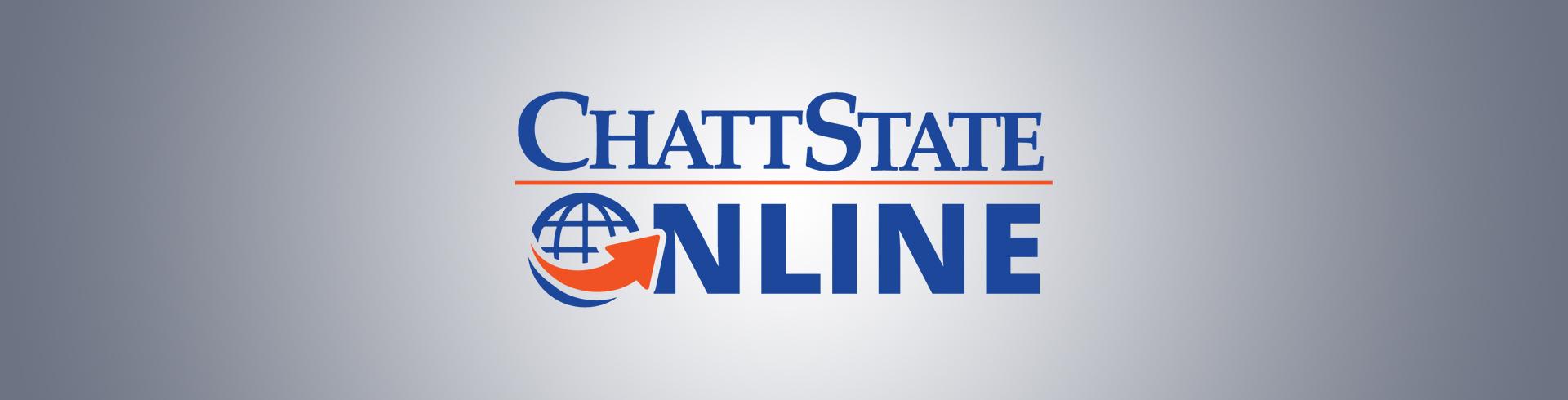 ChattState Online logo banner