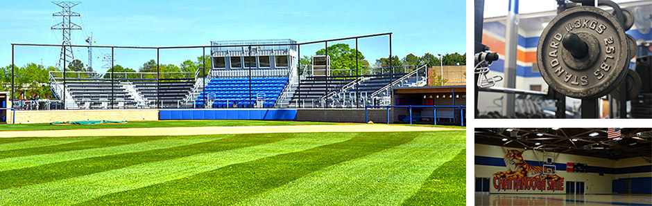 Chattanooga State Community College athletic facility 3