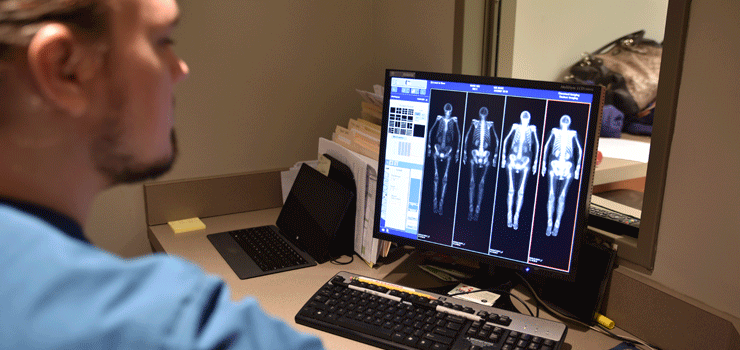 image of nuclear medicine technology