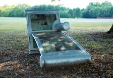 Fainting Couch Sculpture