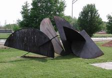 Space In Time I Sculpture