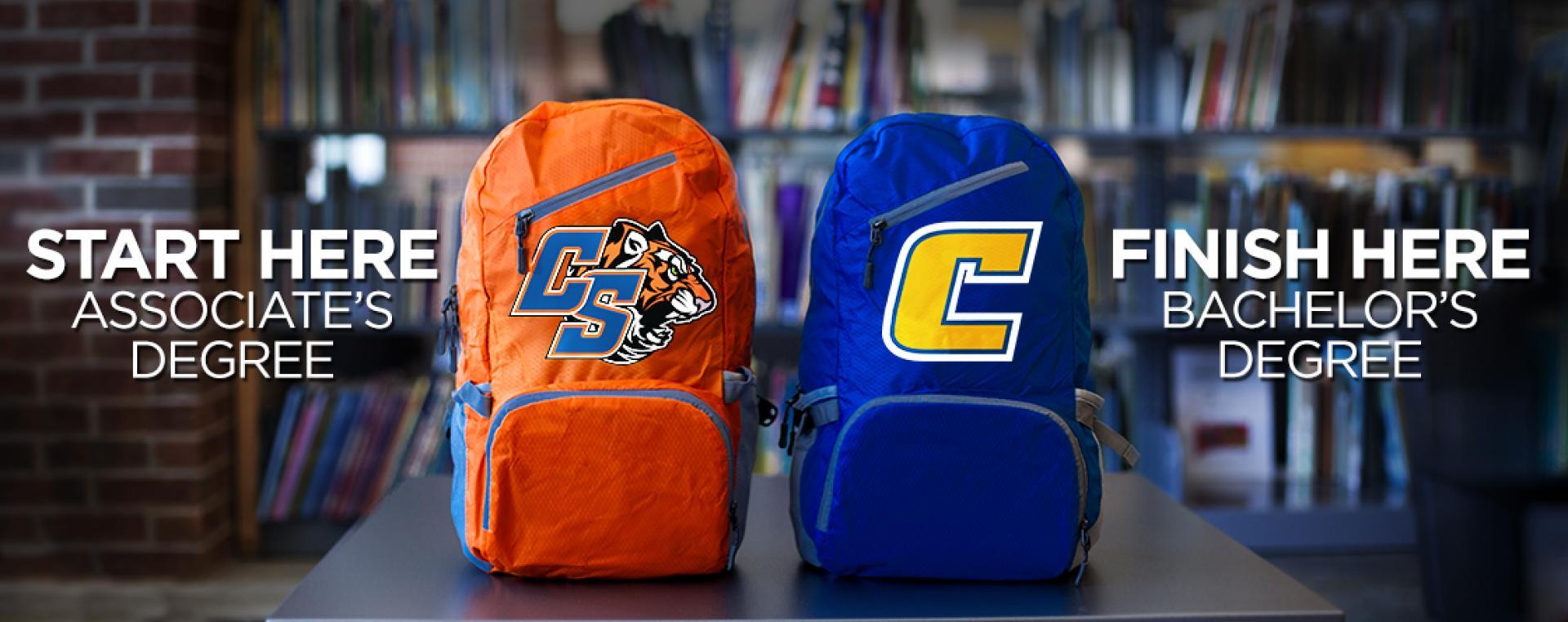 ChattState and UTC backpacks