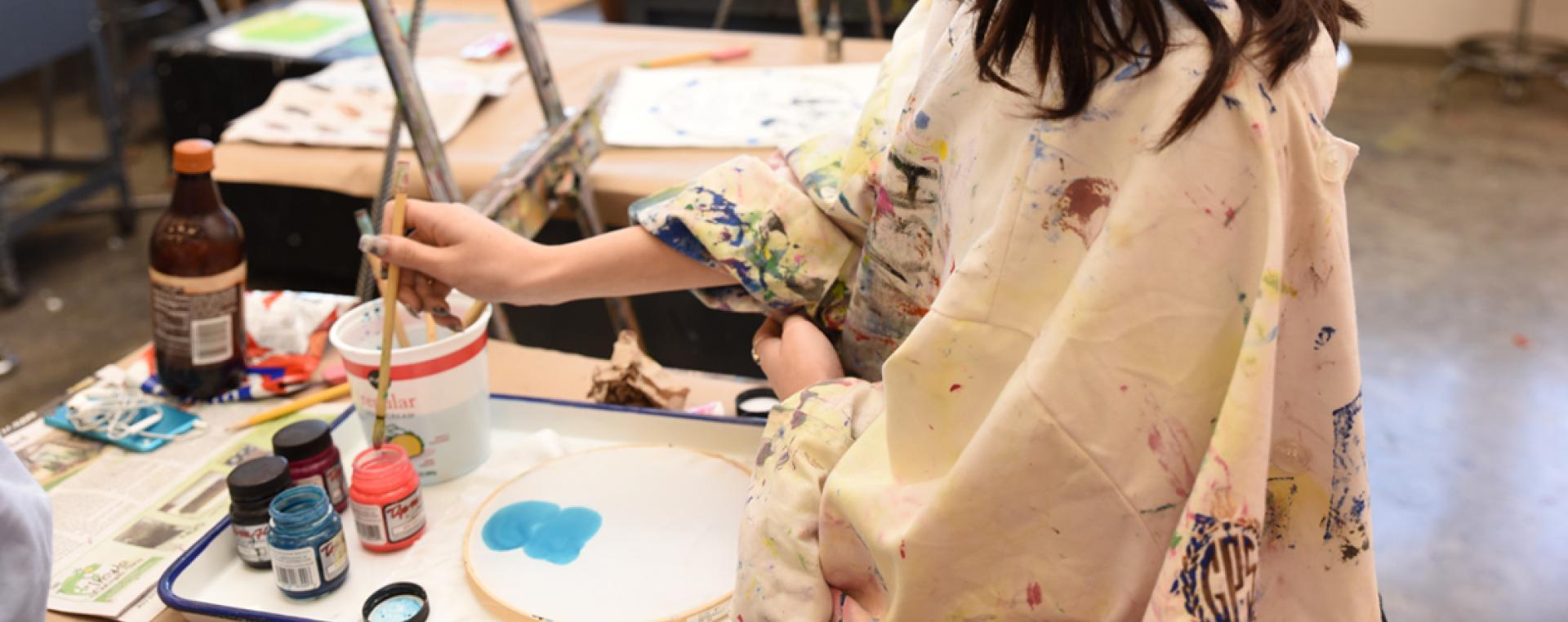 Art Kids Humanities