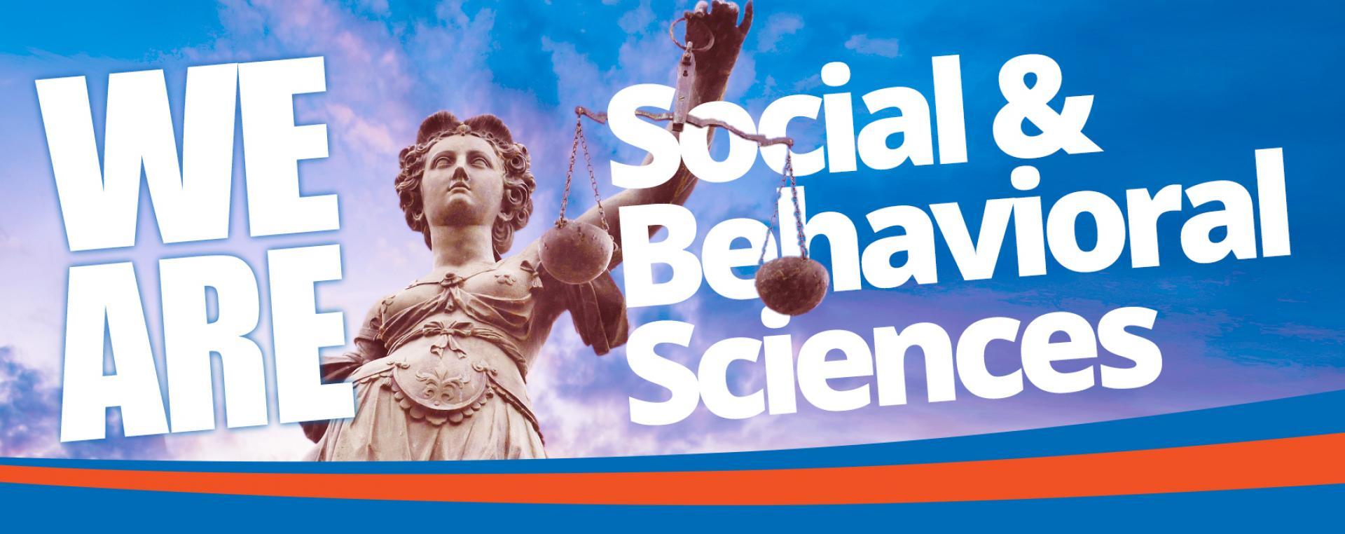 Majors Month Social & Behavioral Science