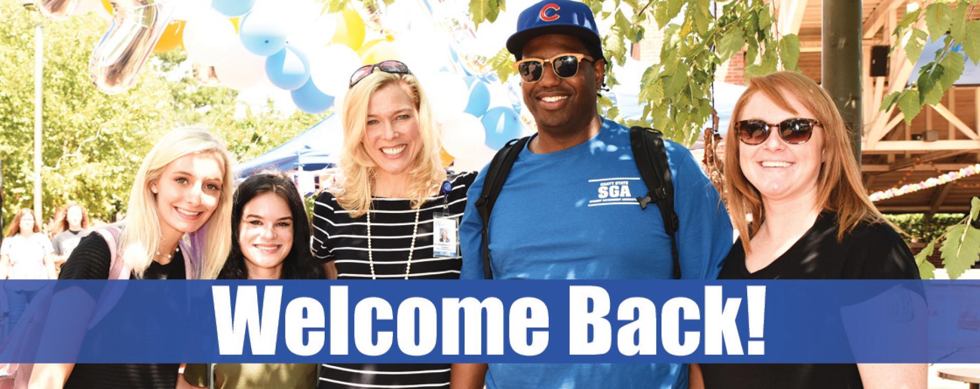 Welcome Back Fall 2019 slide