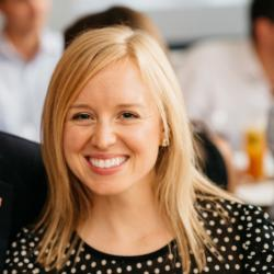 Alum and employee Brittney L. Davidson