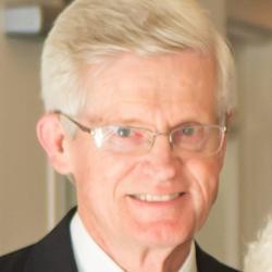 Head shot of alum Gary Ainscough