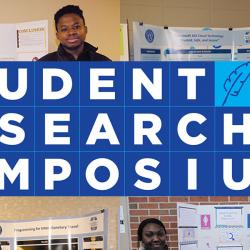 2019 student research symposium