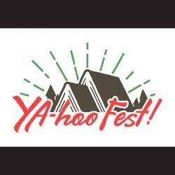 ya-hoo fest logo
