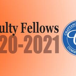 faculty fellows 2020-2021 words and ChattState seal
