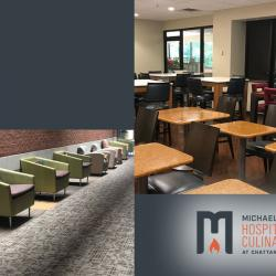 michael p hennen center receives new furnishings from Marriott Springhill Suites Downtown