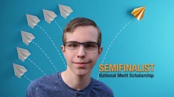 national merit semifinalist