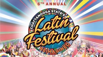 latin festival logo