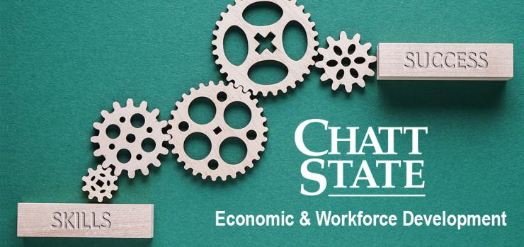 gears on a background signify learning skills leading to success