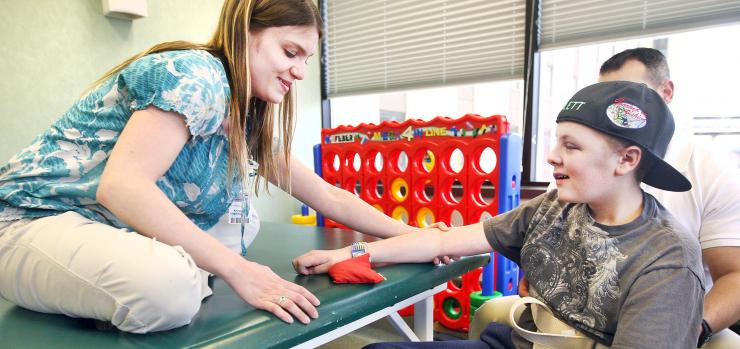 Occupational Therapy Assistant